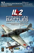Best Selection of GAMES IL-2 シュトルモヴィク フォーゴットンバトルズ ソビエト攻防戦 日本語版