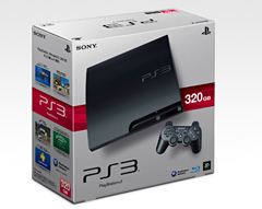 �������Ϥ�ڸ���������PS3��PlayStation 3 ���㥳���롦�֥�å� 320GB�פ�6����缡�вٳ���