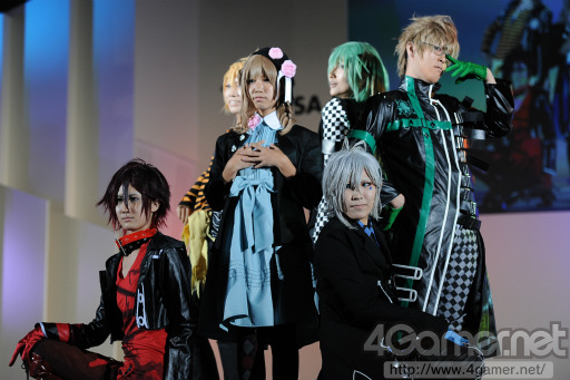 ��TGS 2012������200̾�ᤤ�����ץ쥤�䡼�����ޤä���COSPLAY COLLECTION NIGHT��TGS�פ�ե��ȥ�ݡ���