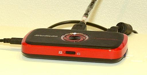 [COMPUTEX]PCなしで低遅延HDMI&アナログ録画に対応し,ストリーミングやPC接続にも対応。気合いの入ったゲーム録画デバイスがAVerMediaから