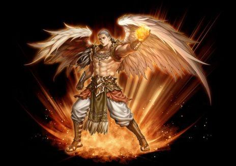 「RED STONE」男性キャラクター「ビショップ」「ウィザード」「追放天使」「ウルフマン」に,それぞれ3つの上位クラスを実装