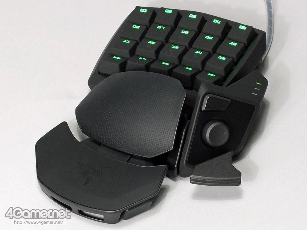 「Cherry茶軸版Razer Orbweaver」こと「Stealth Edition」の静音性とタイプ感をチェックしてみた - 4Gamer.net