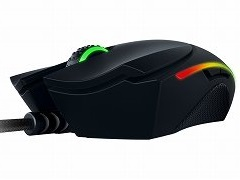 ��ǯ�Υ����ޡ������ޥ�����Razer Diamondback�פ���衣�ǿ����󥵡�����ܤ���Chroma�׻��ͤȤʤä���Collector's Edition�פ�10���ȯ��