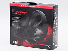HW短評:Kingston「HyperX Cloud Stinger」(3)装着感とまとめ