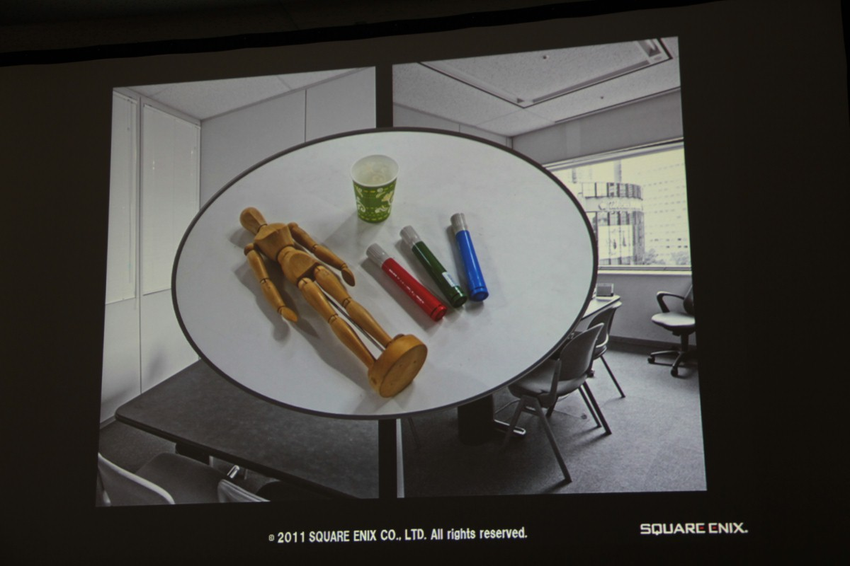 [SQEXOC]フォトリアル映像制作の実際,写真から得たデータから写真と同じシーンをCGで再現する[SQEXOC]フォトリアル映像制作の実際,写真から得たデータから写真と同じシーンをCGで再現する