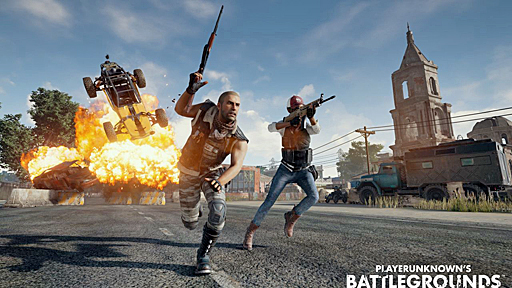 Access Accepted第550回:「PLAYERUNKNOWN'S BATTLEGROUNDS」を作った「PlayerUnknown」とは誰なのか