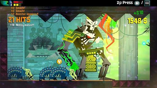 インディーズゲームの小部屋:Room#292「Guacamelee! Gold Edition」