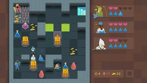 インディーズゲームの小部屋:Room#341「The Nightmare Cooperative」