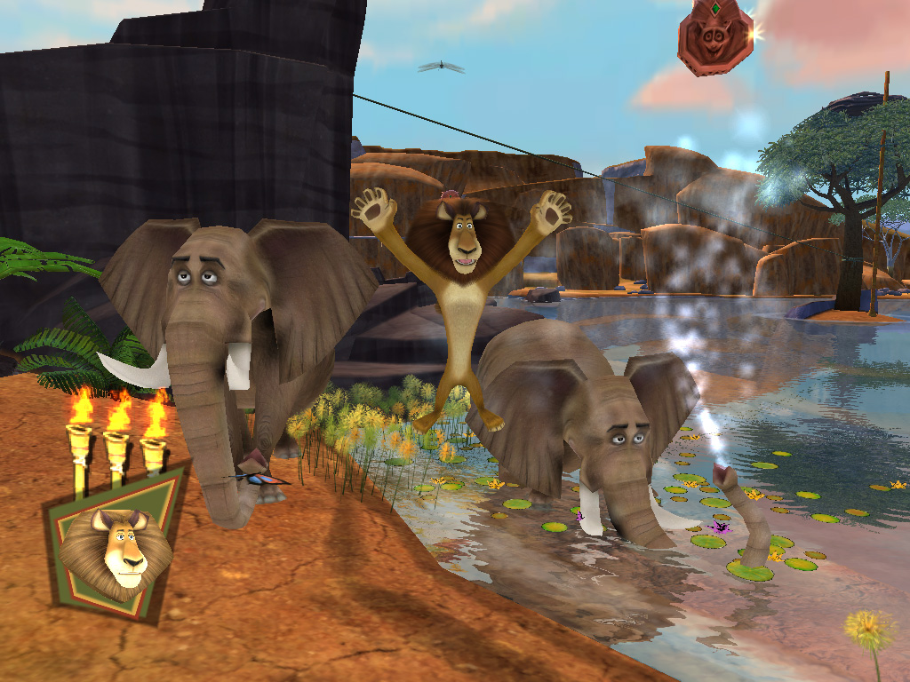 The gameplay of madagascar get away 2 africa pc recreation could be very a lot very similar to the former film