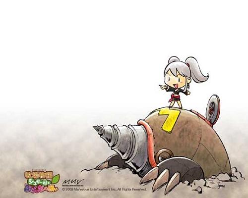 PSP「牧場物語 シュガー村とみんなの願い」本日発売。公式サイトでは描き下ろし壁紙が配信に