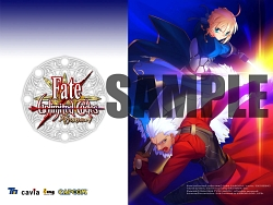 Fate/unlimited codes PORTABLE