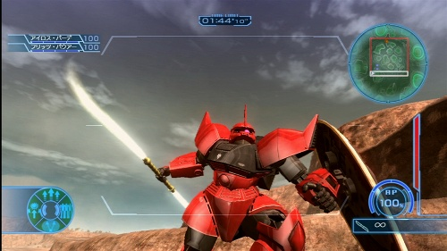 機動戦士ガンダム戦記 MOBILE SUIT GUNDAM BATTLEFIELD RECORD U.C.0081