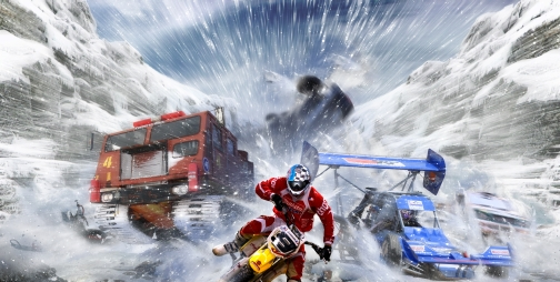 MotorStorm Raging Ice