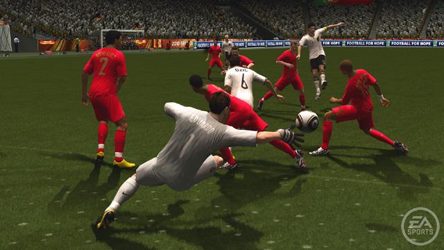 EA,「2010 FIFA ワールドカップ 南アフリカ大会」を北米と欧州で4月に発売と発表EA,「2010 FIFA ワールドカップ 南アフリカ大会」を北米と欧州で4月に発売と発表
