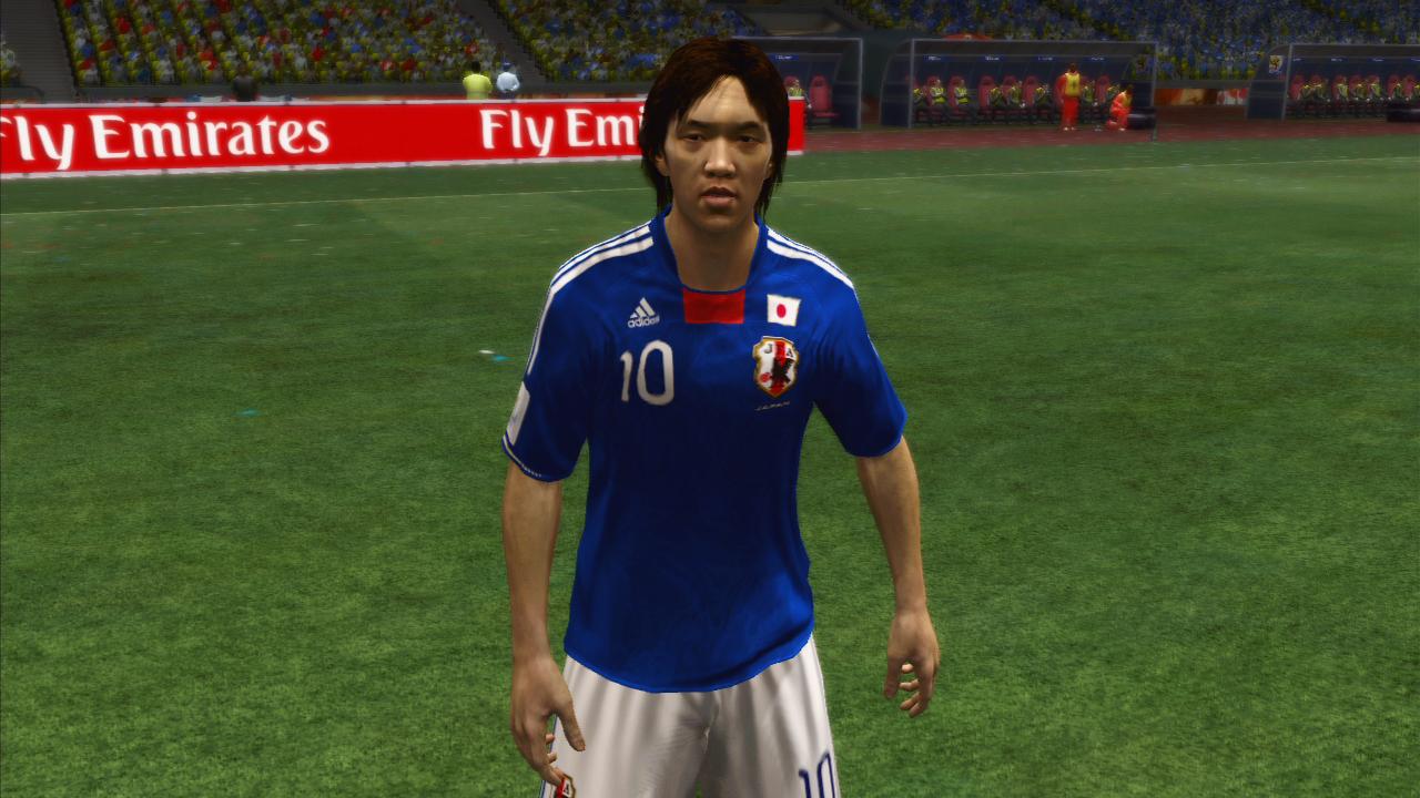 日本代表ベスト16進出やったー! あの興奮をゲームでも満喫できる「2010 FIFA ワールドカップ 南アフリカ大会」レビュー日本代表ベスト16進出やったー! あの興奮をゲームでも満喫できる「2010 FIFA ワールドカップ 南アフリカ大会」レビュー
