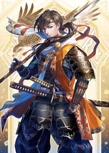 「戦国IXA」長宗我部元親や太田資正などシークレットを含む10枚の武将カードが本日のアップデートで登場