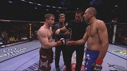 日本人UFCファイターがゲームで激突! 「UFC Undisputed 2010」岡見勇信 vs. 秋山成勲 公開スパーリングをレポート