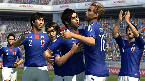 [TGS 2010]「ワールドサッカー ウイニングイレブン 2011」は、プレイヤースキルの差が勝負の分かれ目に?