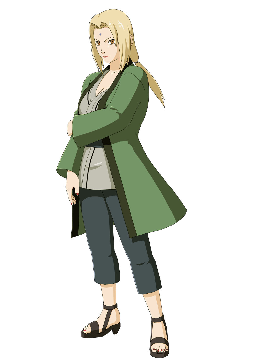 Tsunade - Actress Wallpapers