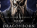 ��The Elder Scrolls V: Skyrim�ס�Xbox 360�Ǥ˸������ǿ�DLC��Dragonborn�פι����ۿ������ꡣ���ܸ첽���줿�ȥ쥤�顼����