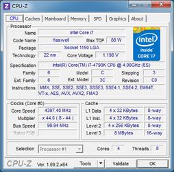 Core i7・i5・i3-4000番台(Haswell)