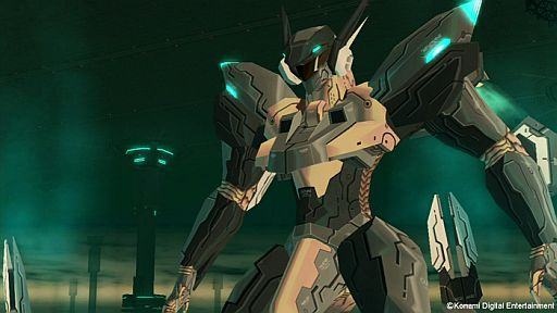 ZONE OF THE ENDERS HD EDITION
