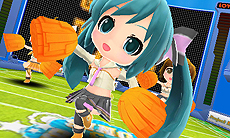 �鲻�ߥ� and Future Stars Project mirai