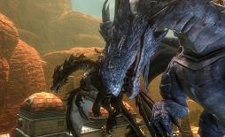 Dragon's Prophet 特典パッケージに付属するはずだったドラゴン