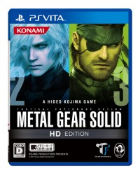 METAL GEAR SOLID HD EDITION
