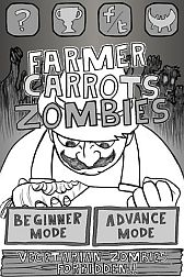 Farmer Carrots Zombies