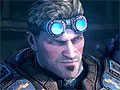 ��Gears of War�ץ��꡼����Υ��ԥ󥪥ե����ȥ롤��Gears of War: Judgment�פ��ӥ塼�������'�͸�٥����ɤ�Ψ���륭�����⤬��E-Day���طʤ��������