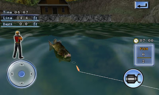 3d for Wmat game and fish