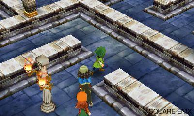 【画像】3DS版ドラクエ7のグラフィックをご覧ください