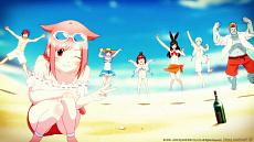 """动画""""最终幻想XIV""""。由Yuhei Kaburagi和Kitaro Takasaka制作的TVCM今天开始 -  4Gam -010"""