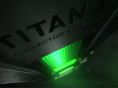 NVIDIA,「TITAN X Collector's Edition」の登場を予告