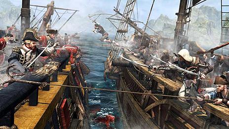 アサシンクリード海戦