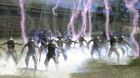 天下夢幻の章 「軍神」「攻城戦」