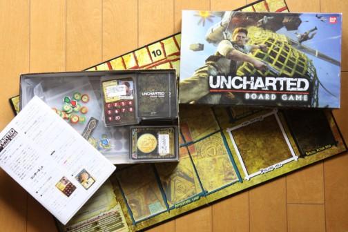 画像集#002のサムネイル/あのアンチャーテッドの冒険をボードゲームで再現。手に汗握るトレジャーハントが楽しめる「UNCHARTED BOARD GAME」レビューを掲載