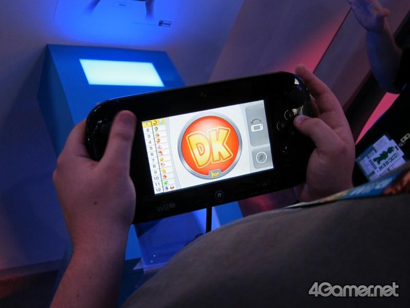 任天堂が「マリオカート8」で提示するWiiUゲームパッドの革新的利用法がこれ!!!