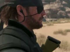 ��METAL GEAR SOLID V��THE PHANTOM PAIN���������פ���β���ˤ��µ��ץ쥤�ǥ�ּ�ͳ�����ӡפ��