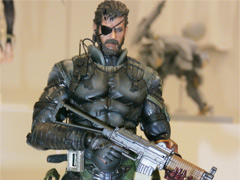 ��METAL GEAR SOLID V: THE PHANTOM PAIN�פΥ�ǥ����������٥�Ȥ������档���Ǥϡ֥������ե����ƥ��Х�׽�Ÿ�ʤ����Ÿ����