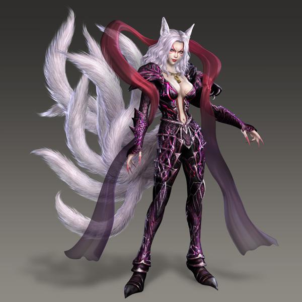 Warriors Orochi 3 9 Tails: 「無双OROCHI2 Ultimate」,応龍や九尾の狐などの特別衣装が配信スタート