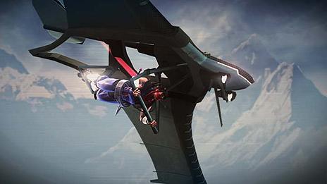 ストライダー飛竜