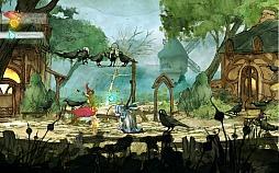 水彩画のようなアートが魅力的なRPG「チャイルド オブ ライト」の配信開始が2014年5月1日に決定。最新トレイラーも公開