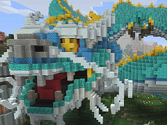 ���󥽡����ǡ�Minecraft�פο�����ƥ�ġ�Chinese Mythology Mash-Up Pack�פ�2016ǯ10��4��˥�꡼��