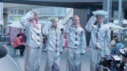 画像集#012のサムネイル/「モンスト」のイメージキャラに俳優の満島真之介さん,染谷将太さん,矢本悠馬さん,志尊 淳さんを起用。新CMが3月31日にオンエア
