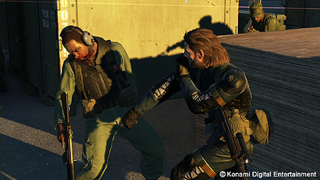 MGS5 | METAL GEAR SOLID V GROUND ZEROES