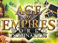 ���ޥ۸���RTS��Age of Empires: World Domination�פǿ�����ʸ����ī���ɤ��о졣���åץǡ��ȵ�ǰ�Υ?���󥭥��ڡ���ʤɤ�������