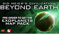 Steamで「Sid Meier's Civilization: Beyond Earth」の予約購入受付がスタート。特典はあの「Kepler 186f」を含む「Exoplanets Map Pack」