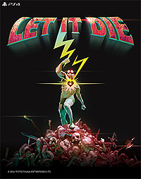 LET IT DIE